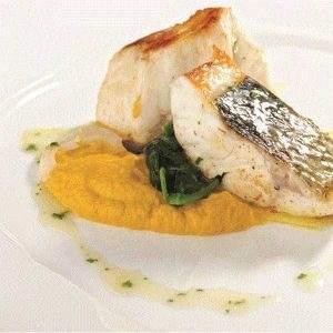 ماهی شوریده سرخ شده