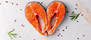 غذایی دریایی مفید برای قلب